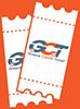 GCT ticket app